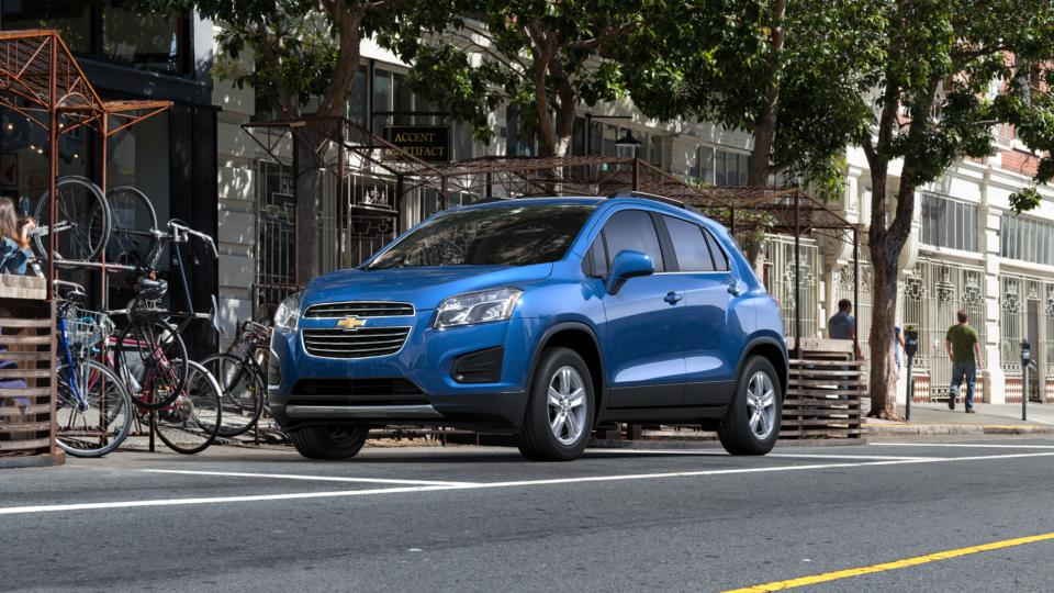 2016 Chevrolet Trax Vehicle Photo in Chelsea, MI 48118