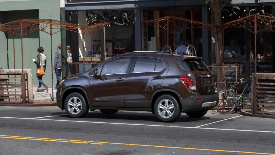 used 2016 chevy trax near lansing mi. Black Bedroom Furniture Sets. Home Design Ideas