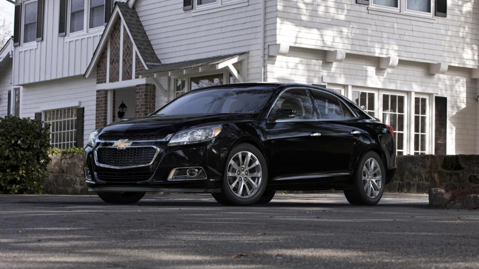 2016 Chevrolet Malibu Limited Vehicle Photo in Chelsea, MI 48118
