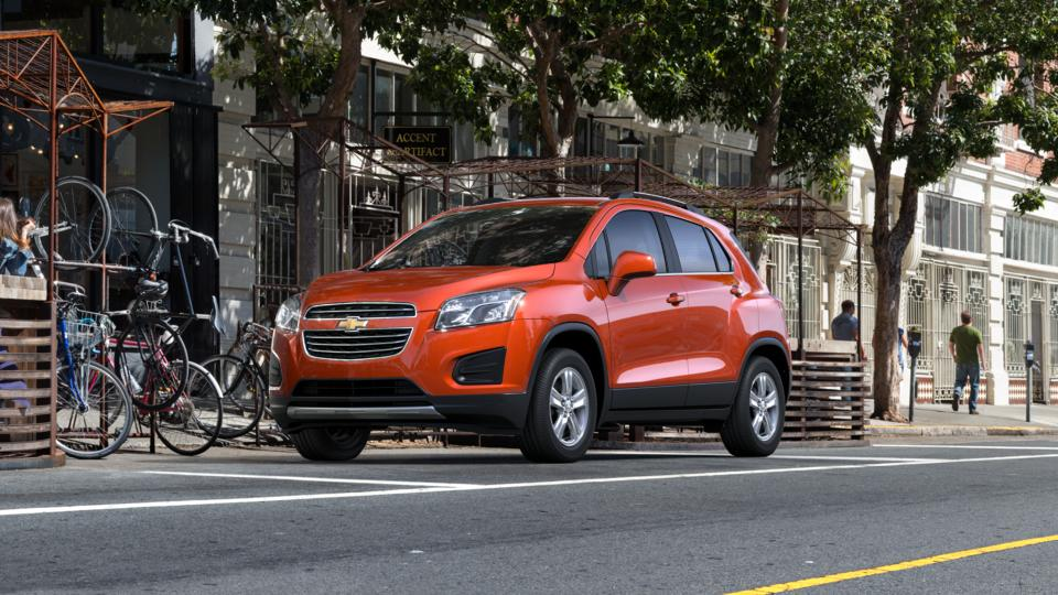 2016 Chevrolet Trax Vehicle Photo in Mount Horeb, WI 53572