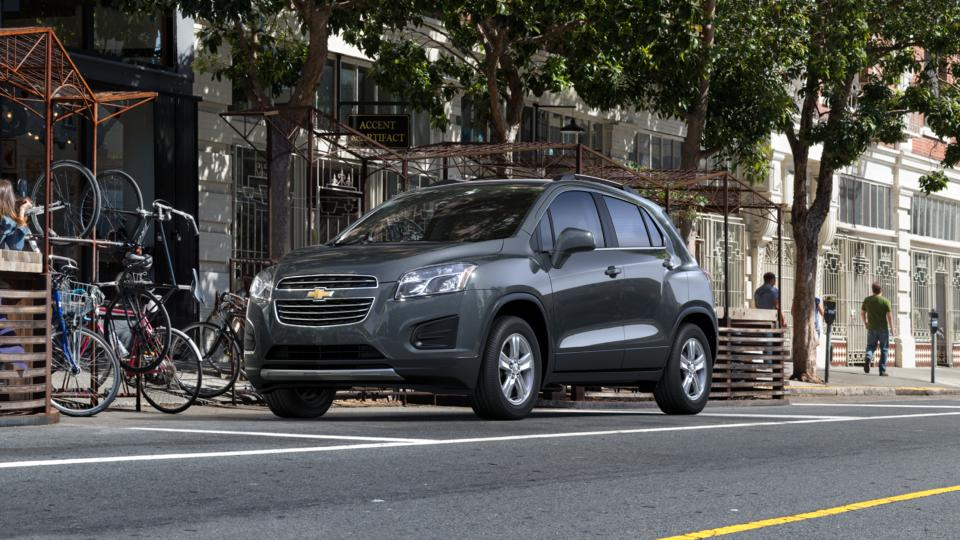 2016 Chevrolet Trax Vehicle Photo in Warrensville Heights, OH 44128