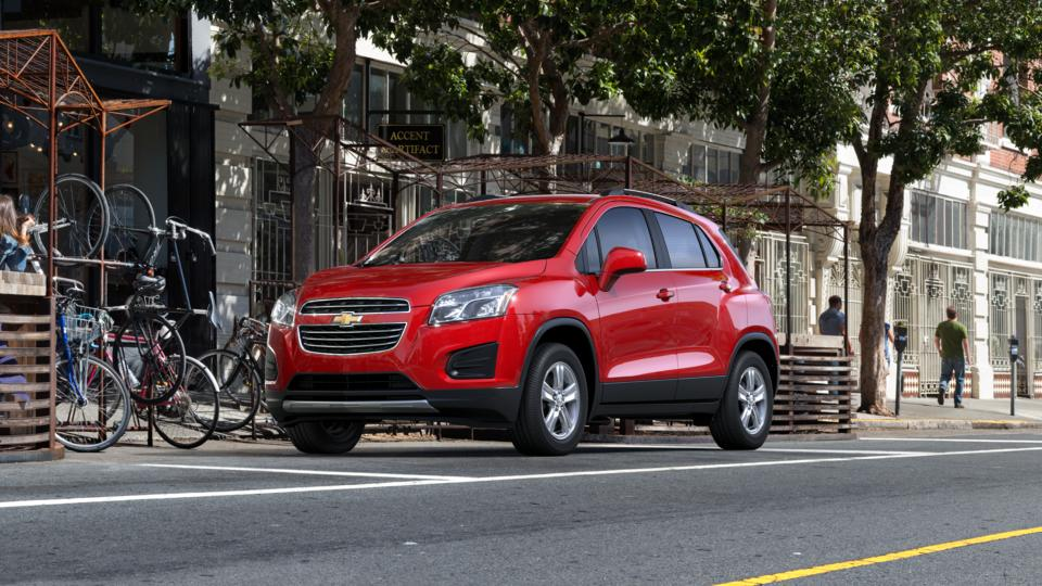 2016 Chevrolet Trax Vehicle Photo in Rockville, MD 20852
