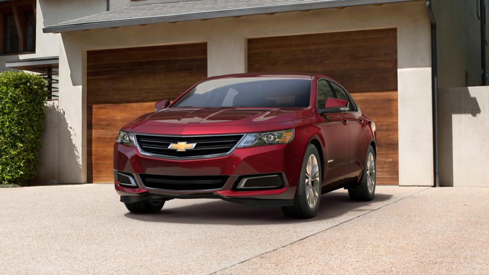 2016 Chevrolet Impala Vehicle Photo in Reese, MI 48757