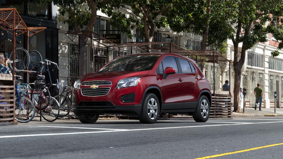 2016 Chevrolet Trax Vehicle Photo in Plainfield, IL 60586-5132