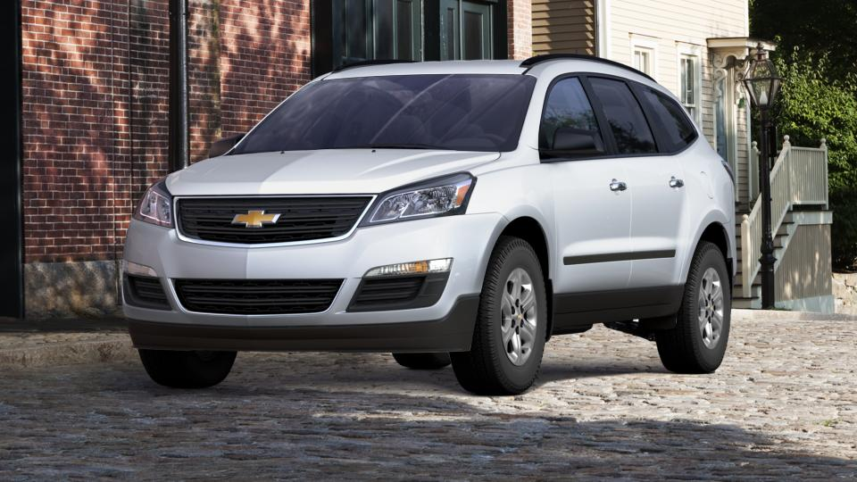 2016 Chevrolet Traverse Vehicle Photo in Pahrump, NV 89048