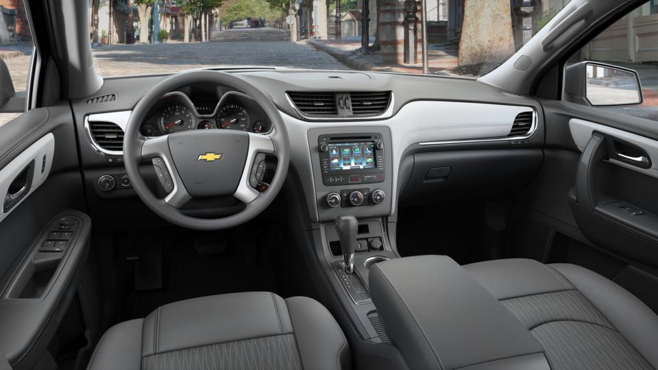 used summit white 2016 chevrolet traverse ls for sale in. Black Bedroom Furniture Sets. Home Design Ideas