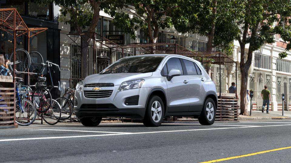 2016 Chevrolet Trax Vehicle Photo in Bend, OR 97701