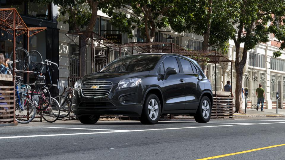2016 Chevrolet Trax Vehicle Photo in Maplewood, MN 55119