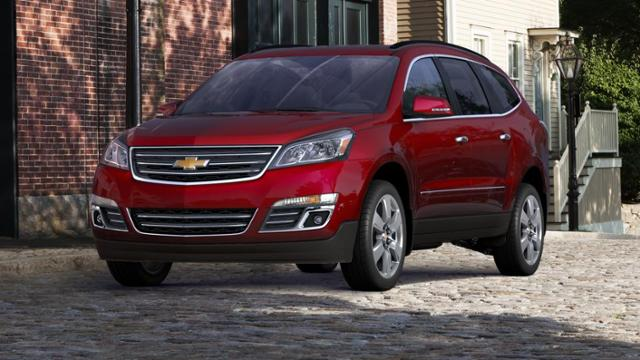 2016 Chevrolet Traverse Vehicle Photo In Caledonia Mi 49316