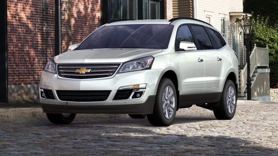 2016 Chevrolet Traverse Vehicle Photo in Safford, AZ 85546