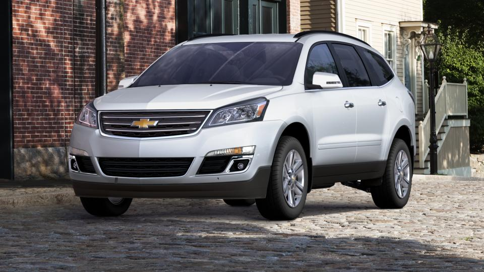 2016 Chevrolet Traverse Vehicle Photo in Rome, GA 30161
