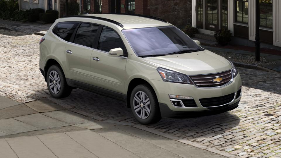 used 2016 silver ice chevrolet traverse fwd 2lt for sale in dubuque at mcgrath chevy. Black Bedroom Furniture Sets. Home Design Ideas