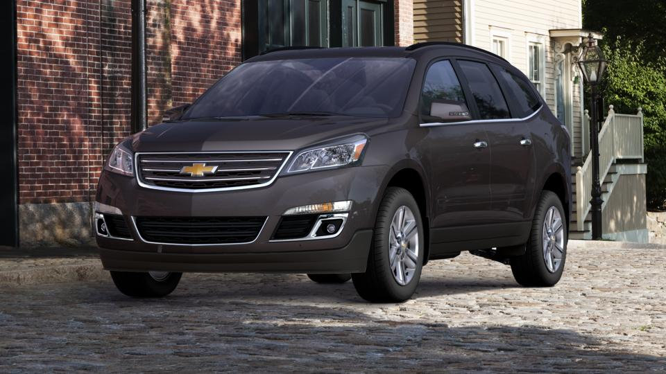 2016 Chevrolet Traverse Vehicle Photo in San Antonio, TX 78254