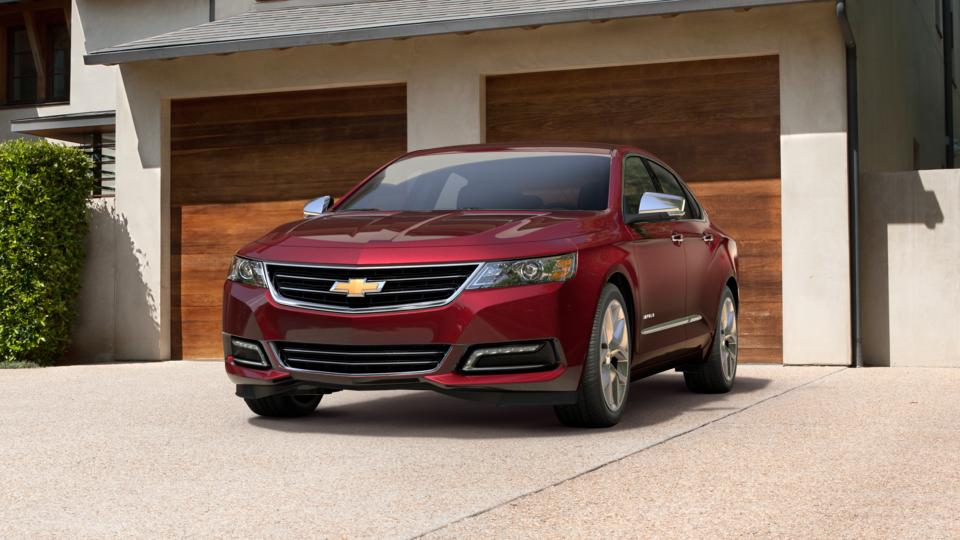 2016 Chevrolet Impala Vehicle Photo in Duluth, GA 30096