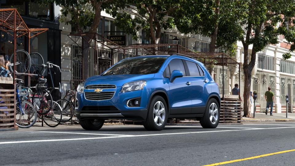 2016 Chevrolet Trax Vehicle Photo in St. Clairsville, OH 43950