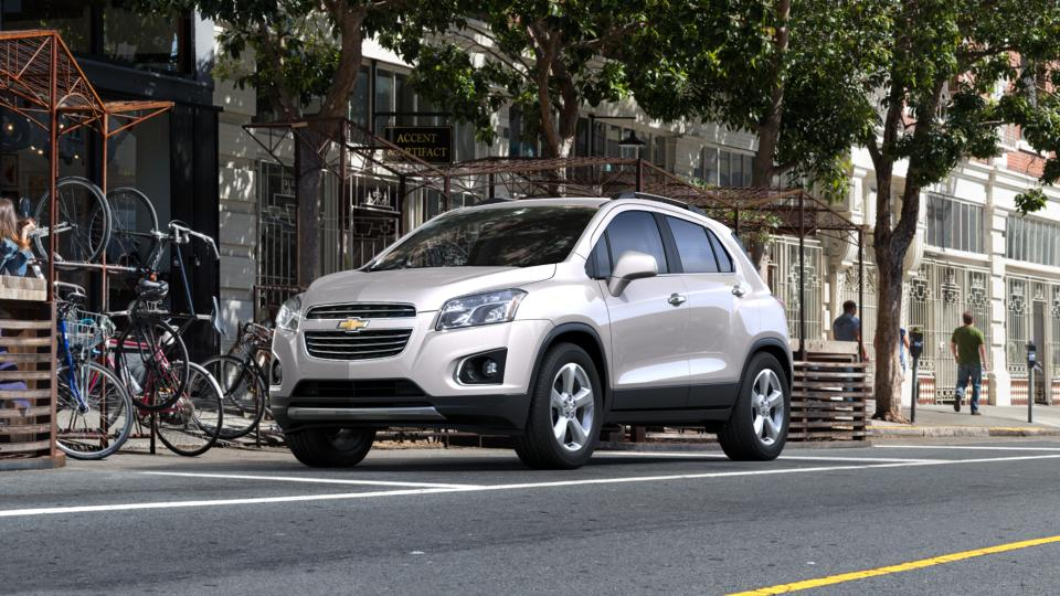 2016 Chevrolet Trax Vehicle Photo in Hyde Park, VT 05655