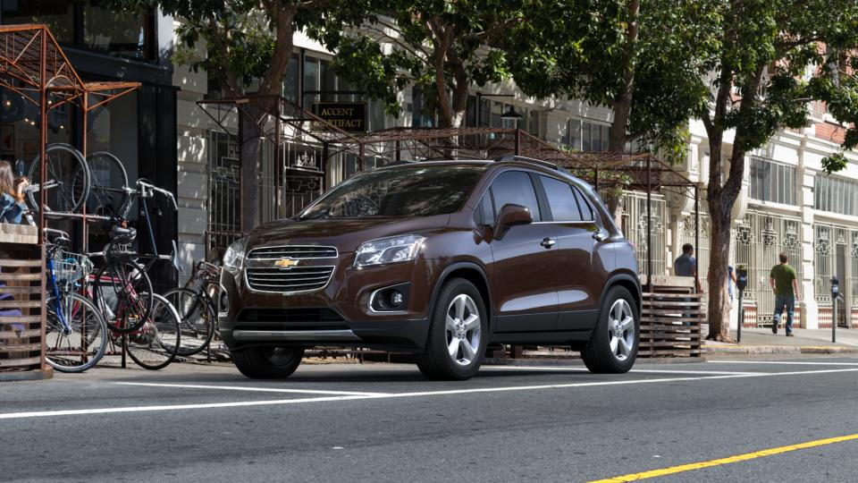 2016 Chevrolet Trax Vehicle Photo in Northbrook, IL 60062