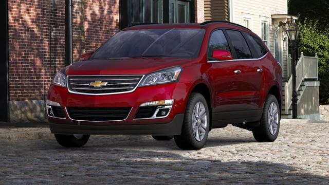 2016 Chevrolet Traverse Vehicle Photo In Carlyle Il 62231