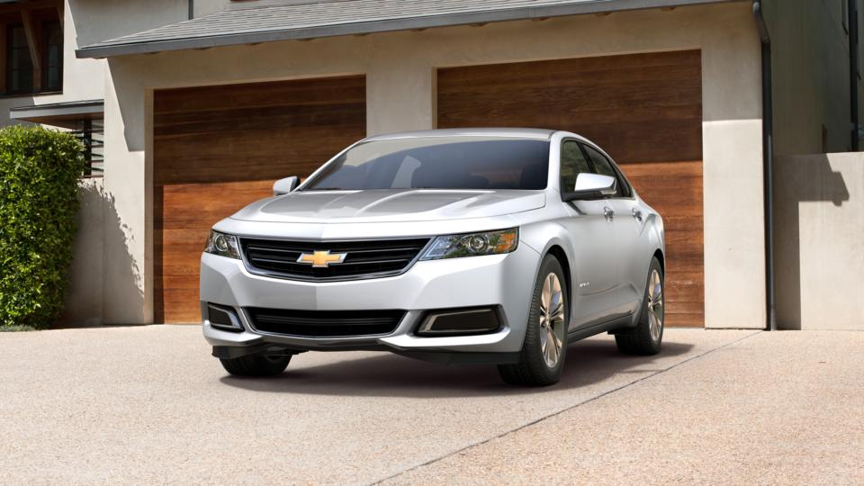 2016 Chevrolet Impala Vehicle Photo in Champlain, NY 12919