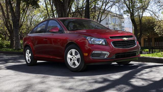 2016 Chevrolet Cruze Limited Vehicle Photo In Bolingbrook Il 60440