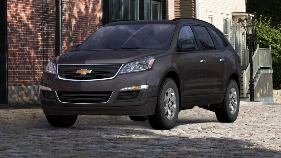 2016 Chevrolet Traverse Vehicle Photo in Massena, NY 13662