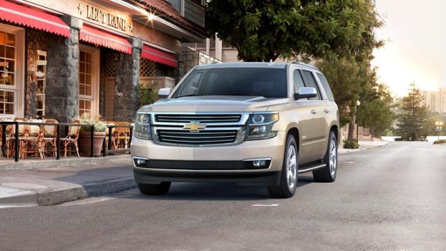 2016 Chevrolet Tahoe Vehicle Photo In Jacksonville Fl 32216