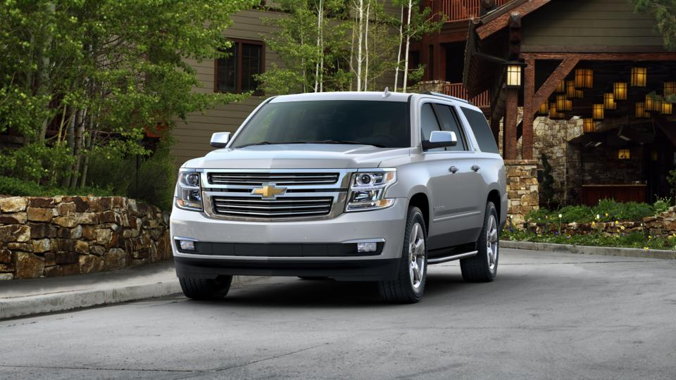 2016 Chevrolet Suburban Vehicle Photo in Bend, OR 97701
