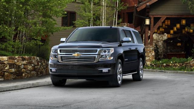 2016 Chevrolet Suburban Vehicle Photo In Bethlehem Pa 18017