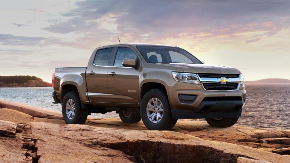 2016 Chevrolet Colorado Vehicle Photo in Greeley, CO 80634