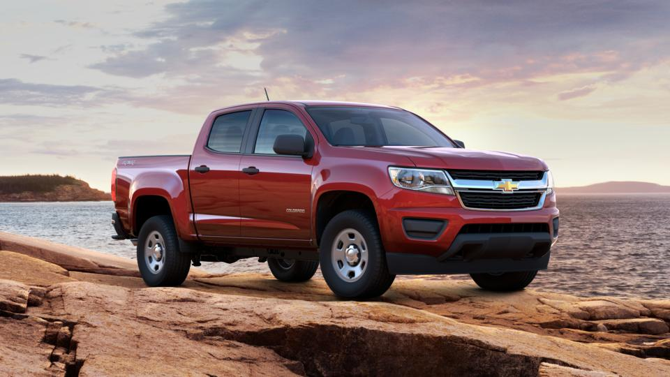 2016 Chevrolet Colorado Vehicle Photo in Elyria, OH 44035