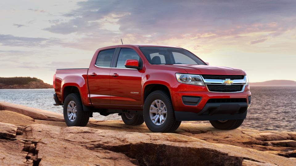 2016 Chevrolet Colorado Vehicle Photo in Pahrump, NV 89048
