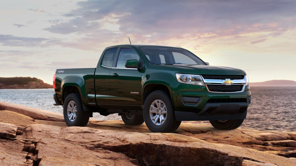 2016 Chevrolet Colorado Vehicle Photo in Massena, NY 13662