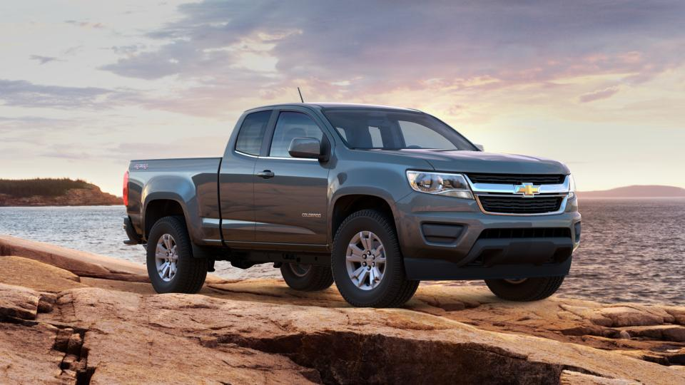 2016 Chevrolet Colorado Vehicle Photo in Merrillville, IN 46410