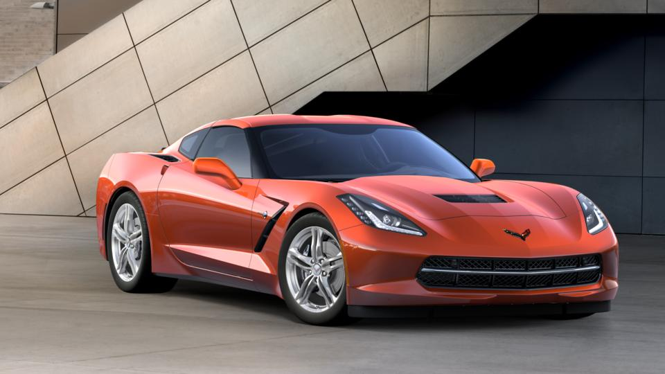 2016 Chevrolet Corvette Vehicle Photo in Honolulu, HI 96819