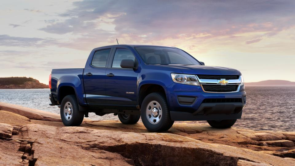 2016 Chevrolet Colorado Vehicle Photo in Las Vegas, NV 89104