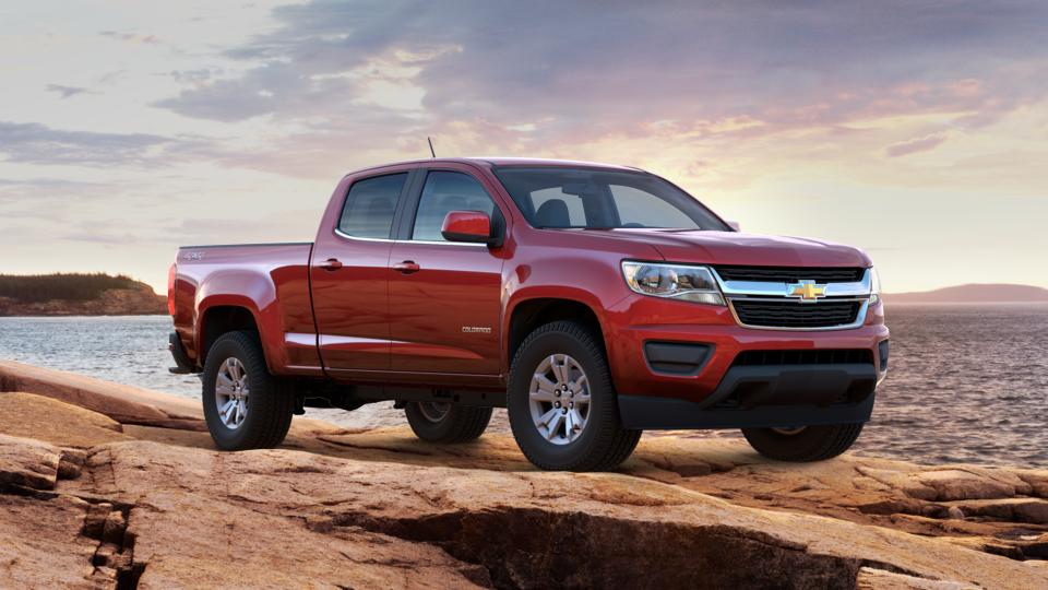 2016 Chevrolet Colorado Vehicle Photo in Casper, WY 82609