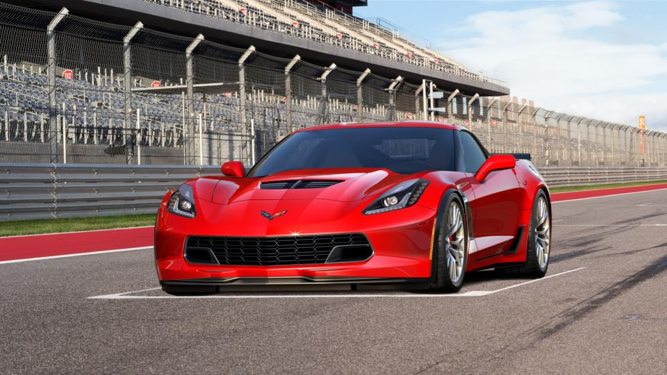 2016 Chevrolet Corvette Vehicle Photo in Knoxville, TN 37912