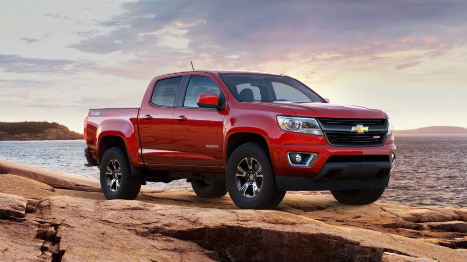 2016 Chevrolet Colorado Vehicle Photo in Sioux City, IA 51101