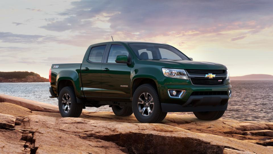 2016 Chevrolet Colorado Vehicle Photo in Hyde Park, VT 05655