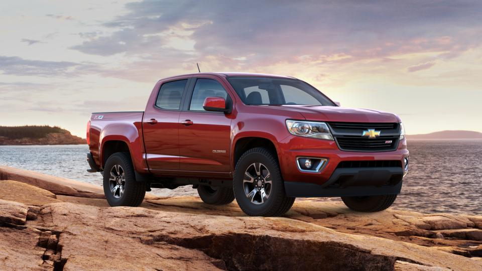 2016 Chevrolet Colorado Vehicle Photo in Poughkeepsie, NY 12601