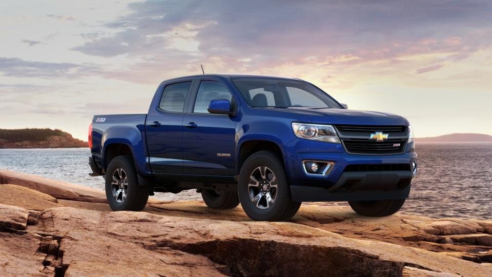 2016 Chevrolet Colorado Vehicle Photo in Manhattan, KS 66502