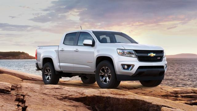 2016 Chevrolet Colorado Vehicle Photo In Gr Lake Mi 49240