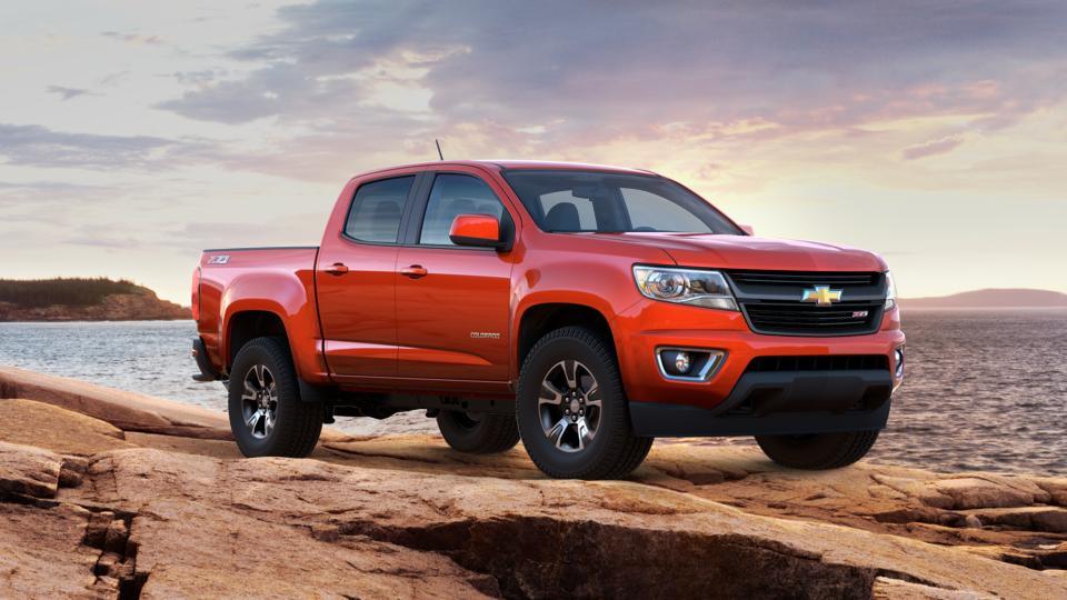 2016 Chevrolet Colorado Vehicle Photo in Clarksville, TN 37040