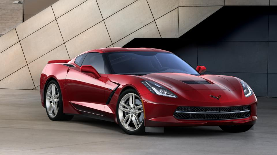 2016 Chevrolet Corvette Vehicle Photo in Greensboro, NC 27405