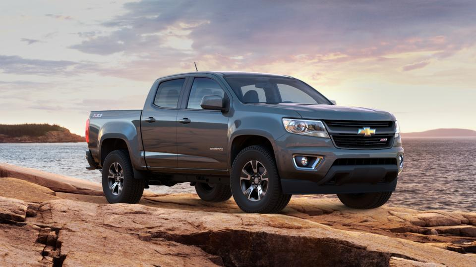 2016 Chevrolet Colorado Vehicle Photo in Safford, AZ 85546