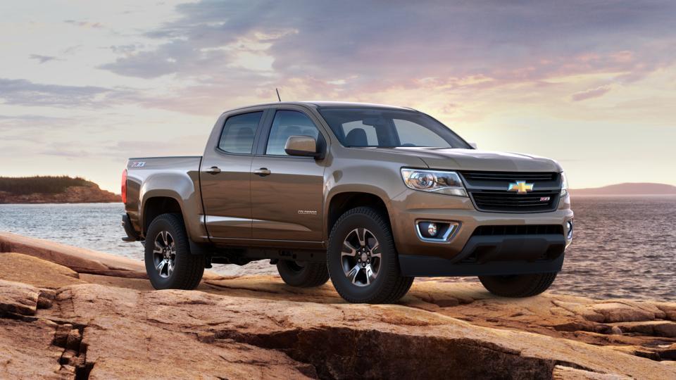 2016 Chevrolet Colorado Vehicle Photo in Odessa, TX 79762