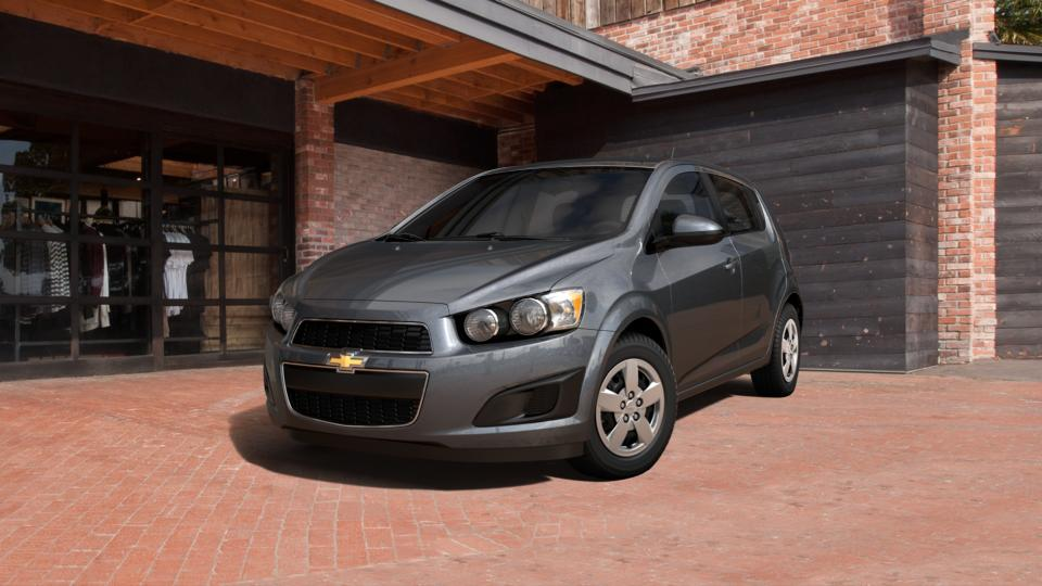 2016 Chevrolet Sonic Vehicle Photo in Pawling, NY 12564-3219