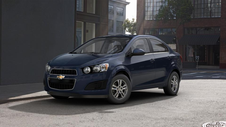 2016 Chevrolet Sonic Vehicle Photo in Green Bay, WI 54304