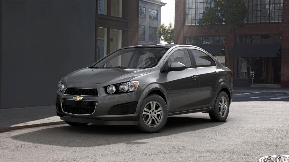 2016 Chevrolet Sonic Vehicle Photo in Springfield, MO 65807