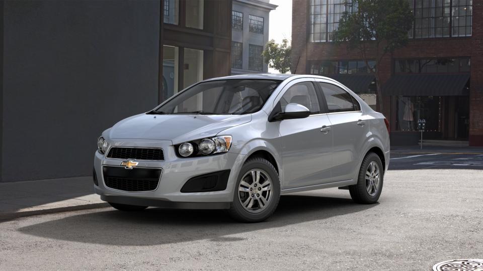 2016 Chevrolet Sonic Vehicle Photo in Tucson, AZ 85705